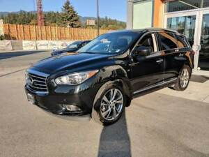 2014 Infiniti QX60 Deluxe Touring W/ Theatre Package