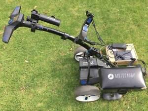 Golf Buggy - Electric Motocaddy
