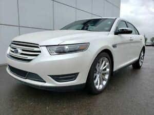 2018 Ford Taurus Limited CERTIFIED PRE-OWNED UNIT