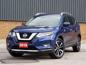 2018 Nissan Rogue SL AWD | Leather | Lane Assist | Bose Sound