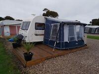 For sale Bailey Valencia Caravan