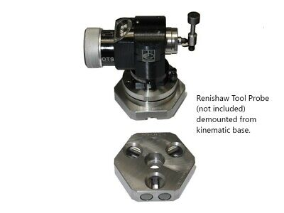 Renishaw OTS Probe Mounting System - Instantly Remove and Install in -