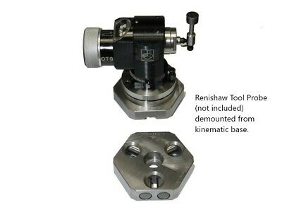 Renishaw Ots Probe Mounting System - Instantly Remove And Install In Seconds