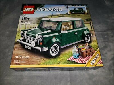 LEGO 10242 Creator Expert MINI Cooper New Sealed Retired Rare