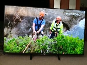 "55"" Smart TV Sony Bravia 4K 3D"