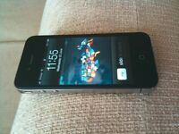 Iphone 4 Black 16GB immaculate condition ! I phone
