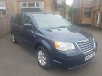 Chrysler Grand Voyager LX CRD AUTO 2.8 Diesel automatic 7-seater