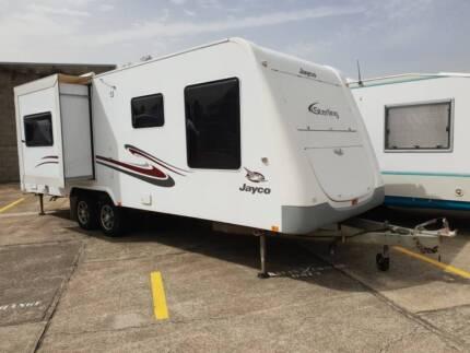 Jayco Sterling Slide-Out Caravan (2011) registered to 29/9/2019 Ormiston Redland Area Preview