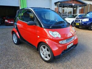 2004 SMART Cabrio 2D 0.7L Turbo 3 Cylinder - AUTOMATIC Lambton Newcastle Area Preview