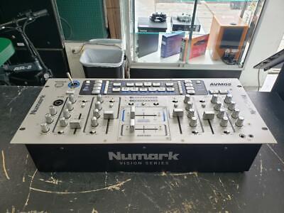 Numark AVM02 Vision Audio/Video Mixer w/ Power Cable (E10014829)