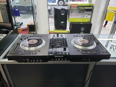 Numark NS7 DJ Controller w/ hard case as-is (E10014846)