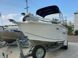 2016 Anglapro SNIPER 5.14 Mercury ProXs 115hp 108 HOURS ONLY Pialba Fraser Coast Preview
