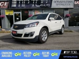 2014 Chevrolet Traverse 1LT ** AWD, 3.6L V6, Sunroof, Remote Sta