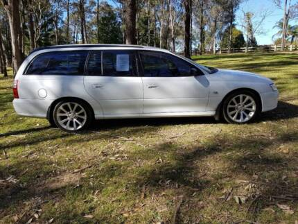 """2006 Holden Commodore Wagon """" Bargain at this price"""""""