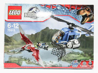 Details about Lego Jurassic World 75915 Pteranodon capture. Complete in sealed bags, with ins