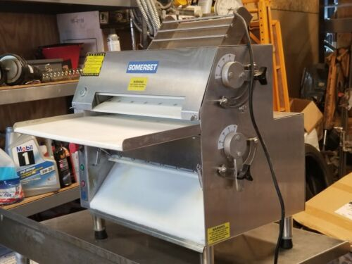 Used Somerset CDR 2000 20″ Dough Roller Sheeter