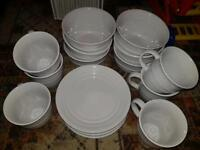 Cups,plates and bowl set