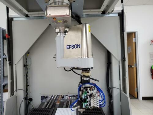 Epson RS3-351C SCARA Robot W/ RC180 Epson Controller