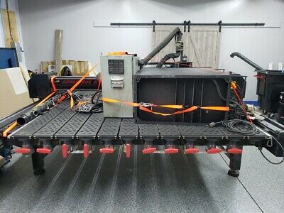 Used Gerber Sabre Ar600 Cnc Router
