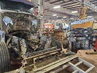 PacCar parts turbo+engine