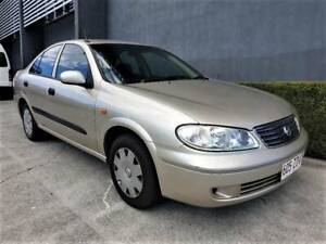 2004 Nissan Pulsar ST Manual Sedan 6 months rego Southport Gold Coast City Preview