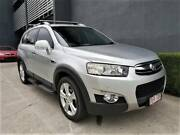 2013 Holden Captiva 7 Seat LX7 Diesel SUV Rego RWC Southport Gold Coast City Preview
