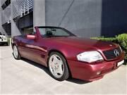 1991 Mercedes-Benz SL320 Convertible 300SL Southport Gold Coast City Preview