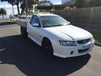 2004 Commodore Spack Tray - Finance or (*Rent-To-Own $61pw)