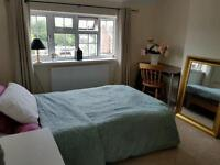 Double room available in a lovely house