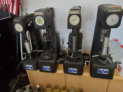 Rockwell Hardness Testers 1 Model 3jr  2 Model 3js 3 Model 3 Our