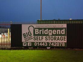 Bridgend Self Storage - Cheapest in South Wales