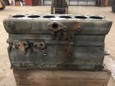 Allis Chalmers 3500 Series 426 Diesel Engine Short Block