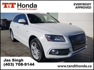 2017 Audi Q5 2.0T Technik* Navi, Rear Camera, Heated Seats*