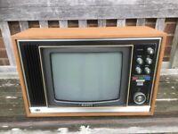 SONY TRINITRON TV. KV-1320UB Mk II vintage COLOUR TV