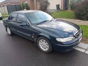 1997 Ford Fairmont GHIA Craigieburn Hume Area Preview