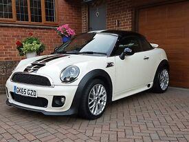 Mini Coupe John Cooper Works.Like NEW!!
