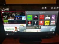 "LG 50PB660V 50"" 1080p Smart TV"