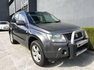 2010 Suzuki Grand Vitara  Manual SUV Southport Gold Coast City Preview