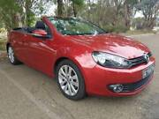 2013 VOLKSWAGEN GOLF CABRIOLET Conder Tuggeranong Preview