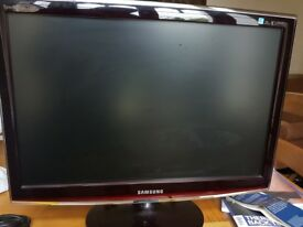 "Samsung SyncMaster 22"" PC Monitor"
