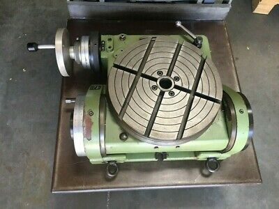 Walter Rts 320 G A Rotary Table Tilting