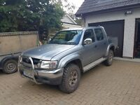 Toyota Hilux mk5 VX DOUBLE CAB 2002 ONLY FROM NEW 11 month MOT
