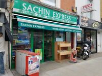 THE MARKET SACHIN EXPRESS OFF LICENCE FOR SALE , REF: RB280
