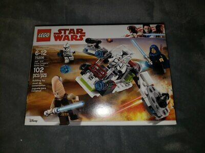Lego Star Wars Jedi & Clone Troopers Battle Pack 75206 New Factory Sealed