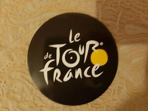 Tour De France Sticker: Cycling