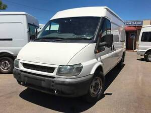 2006 Ford Transit Automatic LWB Turbo Diesel Adelaide CBD Adelaide City Preview