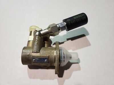 Zetor Tractor Fuel Lift Pump 93009200 933290 3320 4340 5211 6245 7745 8011 8145