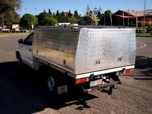 ALLUMINIMUM UTE CANOPY- SINGLE CAB Coorparoo Brisbane South East Preview