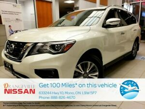2019 Nissan Pathfinder DEMO SL - 7 Seats, Leather