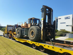 LiftKing 27ton 4x4 rough terrain diesel container forklift Malaga Swan Area Preview